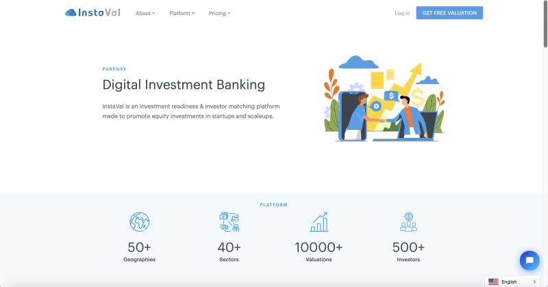 Digital Investment Banking Platform