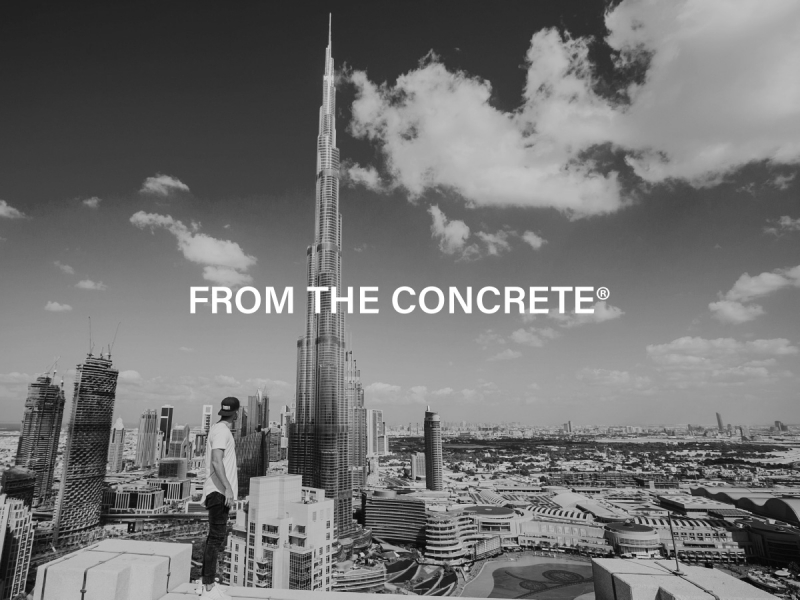 From The Concrete®