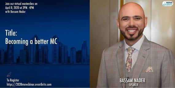 FREE WEBINAR - Becoming a Better MC