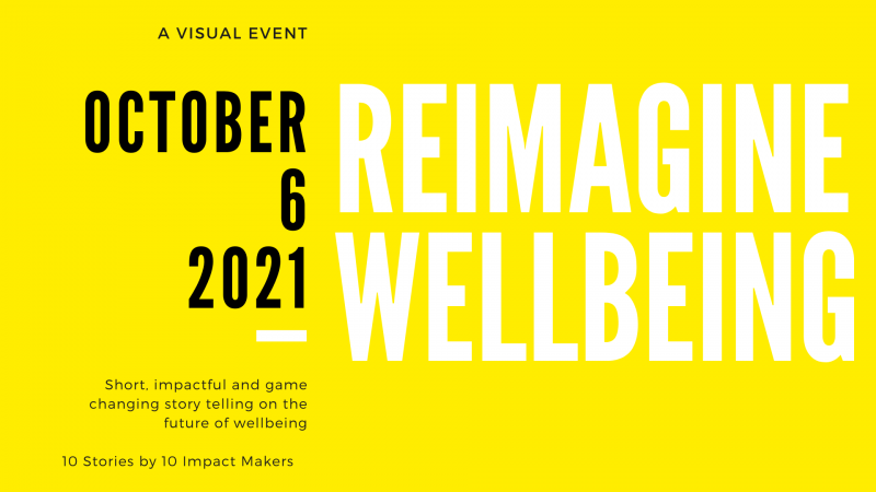 Reimagine Wellbeing - Stories on the future of wellbeing
