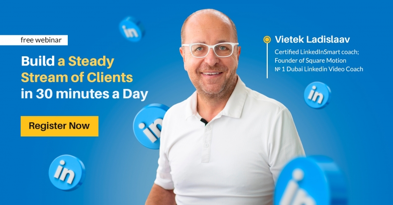 Build a Steady Stream of Clients in 30 Minutes a Day
