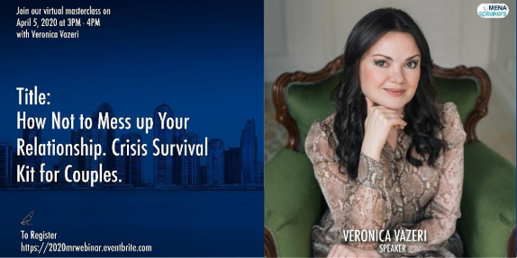 FREE WEBINAR - How Not to Mess Up Your Relationship