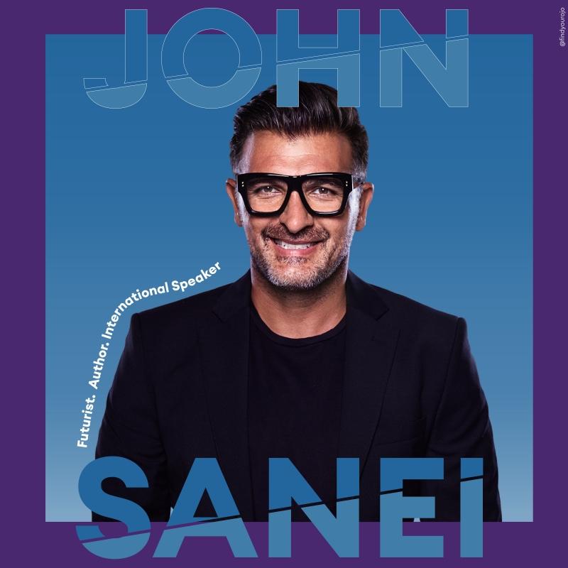 John Sanei X Ojo - FutureNOW, FutureHOW
