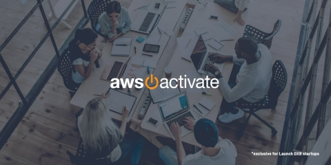 AWS Activate for Launch DXB Startups