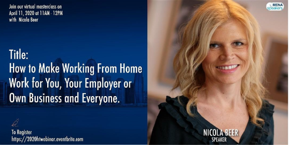 How to Make Working From Home Work for You and for Everyone