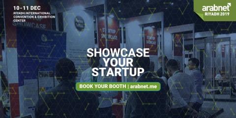 Arabnet Riyadh 2019: Startup Showcase