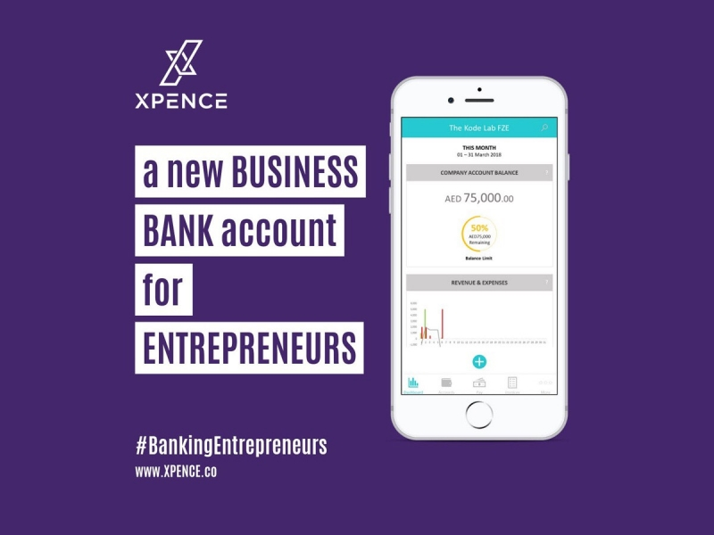 Xpence | The Banking Alternative for Entrepreneurs