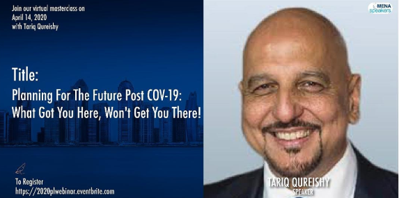 Free Webinar: Planning For The Future Post COV-19