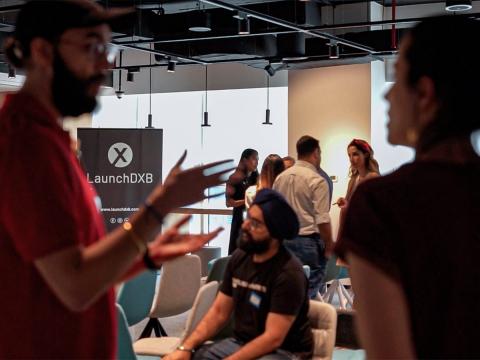Dubai's launchpad for startups