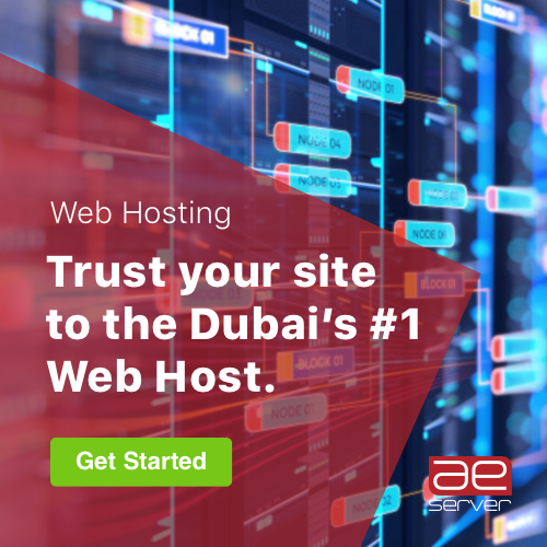 Domains & Hosting in the UAE