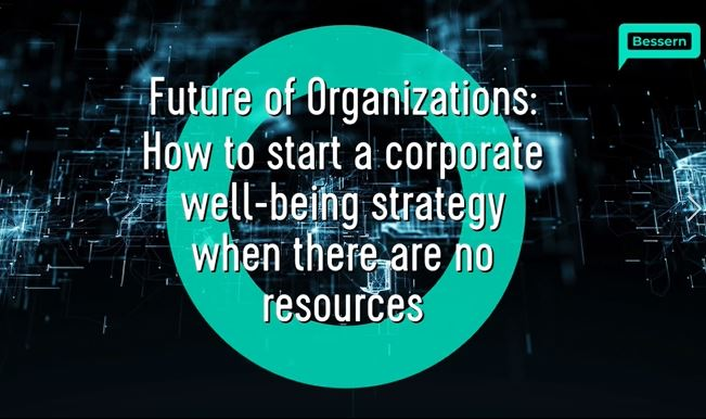 Corporate well-being when there are no resources